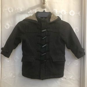 Baby Gap Gray Wool Jacket